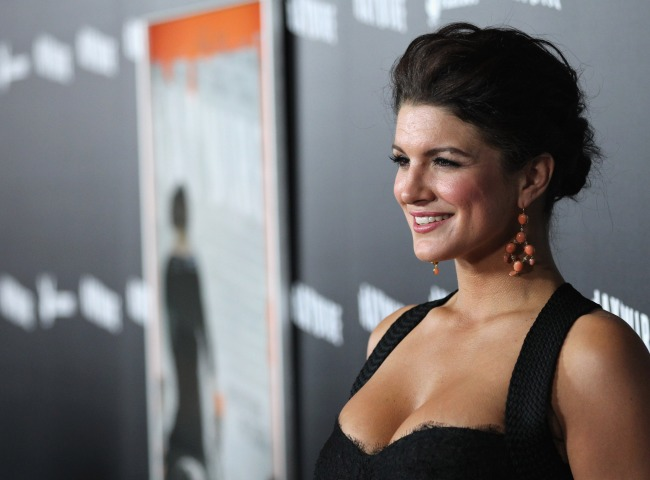 Internet SJW mob tries to cancel MMA and The Mandalorian star Gina Carano over her political opinions and pro-freedom stances on face masks, but she responds on social media.