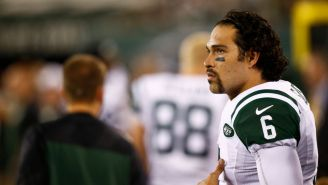 Former Jets Coach Says Mark Sanchez, Who 'Couldn't Throw A Ball In A Lake,' And His Big Contract Was Start Of Franchise's Downfall
