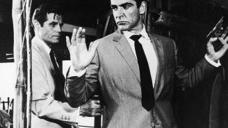 Sean Connery's Iconic 'James Bond' Pistol Is Set To Be Auctioned And Could Fetch $200K
