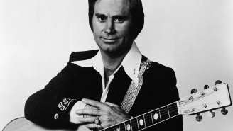 George Jones Once Performed Buck Owens' Entire Set So He Would Close The Show After Owens Didn't Let Him