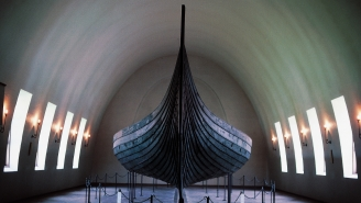 Radar Discovers 1,000-Year-Old Viking Ship Buried Underground At 'High-Status Cemetery'