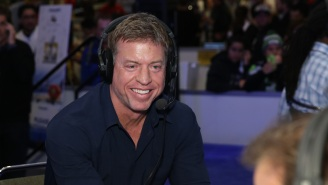 Troy Aikman Thinks It's Too Early For The Cowboys To Tank, Is Still High On The Bucs, And Tells Us Why Guac Is The Perfect Super Bowl Food