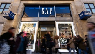 The GAP Deletes Poorly Thought Out Red/Blue Sweater Election Tweet After Getting Roasted By The Internet