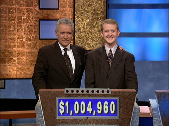 Ken Jennings to be interim Jeopardy! host following the death of Alex Trebek.