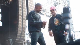Chance The Rapper Gets Blasted For Celebrating Joe Biden's Election Win Months After Trashing Biden And Saying He Was Voting For Kanye West