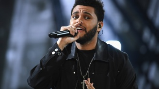 The Weeknd Will Headline The Super Bowl LV Halftime Show In Tampa