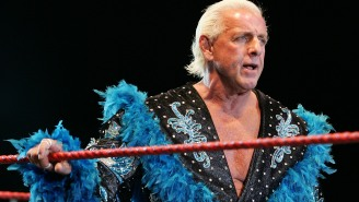 Ric Flair's Method For Attracting Women During His Wrestling Days Proves He's Operating On A Higher Frequency Than The Rest Of Us