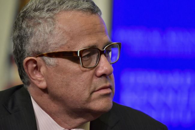 The New Yorker has fired longtime staff writer Jeffrey Toobin after he reportedly exposed himself during a Zoom conference last month. He had already been on suspension and is also on leave from CNN, where he is chief legal analyst.