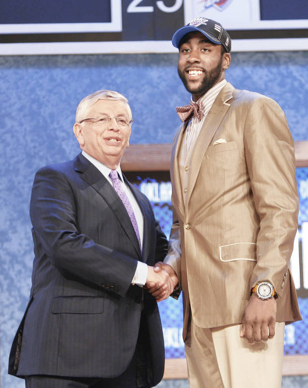 James Harden NBA Draft