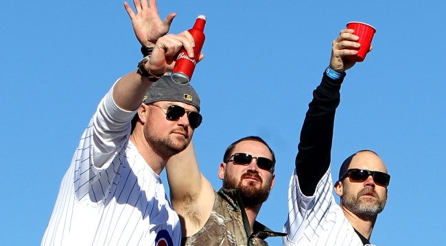 Jon Lester Bought 47000 Worth Of Beer As A Thank You To Cubs Fans