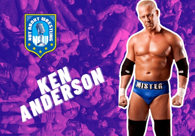 Ken Anderson Not About Wrestling