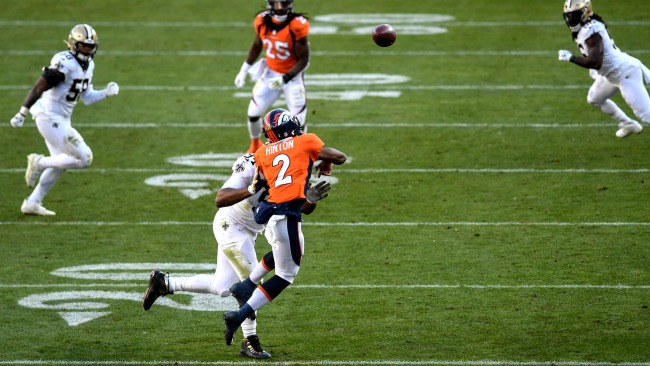 Kendall Hinton Talks About His Unexpected Turn As Broncos Starting QB