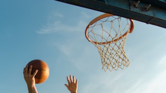 Today In World Records We Think We Can Beat: Most Basketball Layups In One Minute