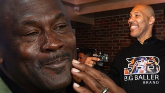 Lavar Ball Says It Would Take $200 Million For Him To Play Michael Jordan: 'We Over 50!'