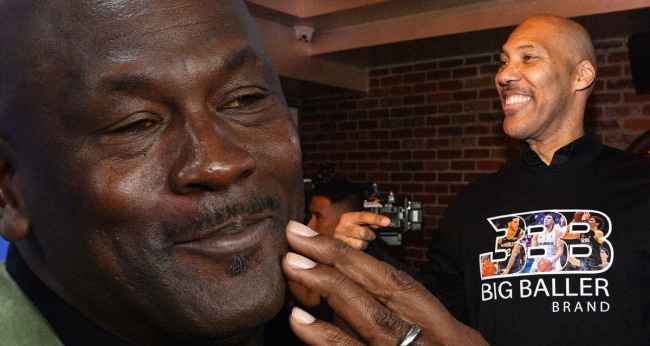 Lavar Ball Says Itll Take 200 Million For Him To Play Michael Jordan