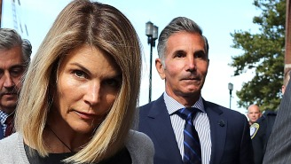 Lori Loughlin's Husband Looks Like An Extra On 'Prison Break' Now As He Preps For The Slammer