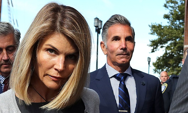 Lori Loughlin Husband Mossimo Giannulli Looks Completely Different