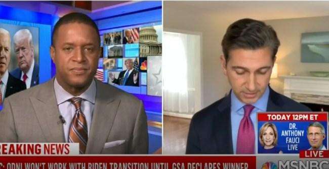 MSNBC News Correspondent Ken Dilanian Swears On Hot Mic Apologizes