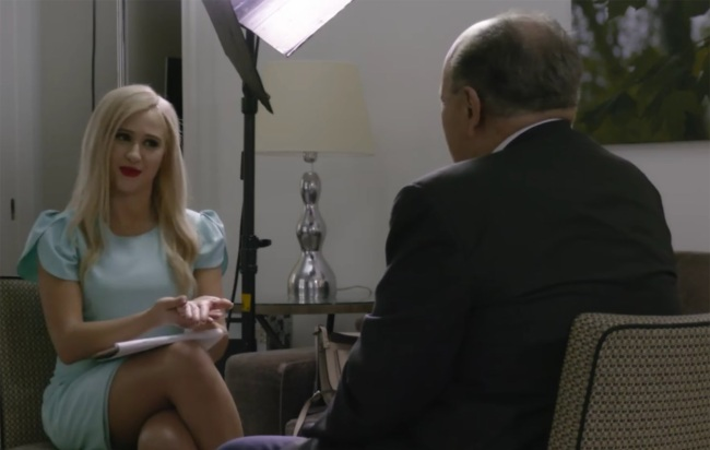 'Borat 2' Star Maria Bakalova Shares Her Side Of The Rudy Giuliani Story