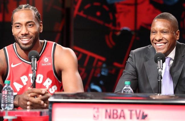 Masai Ujiri Spent Weeks Ruining Kawhi Leonard's Sleep In The NBA Bubble Due To His Noisy Morning Routine