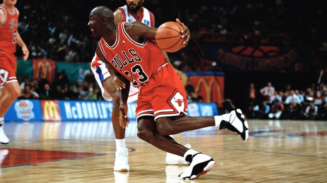 Michael Jordans Gifts To Last Dance Security Guard Up For Auction