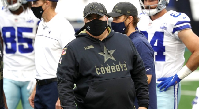 Mike McCarthy Trying Across The Hall Coaching During Cowboys Bye
