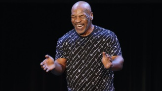 Mike Tyson Denies Ever Taking Steroids But Admits To Cheating Drug Tests Using His Kid's Urine