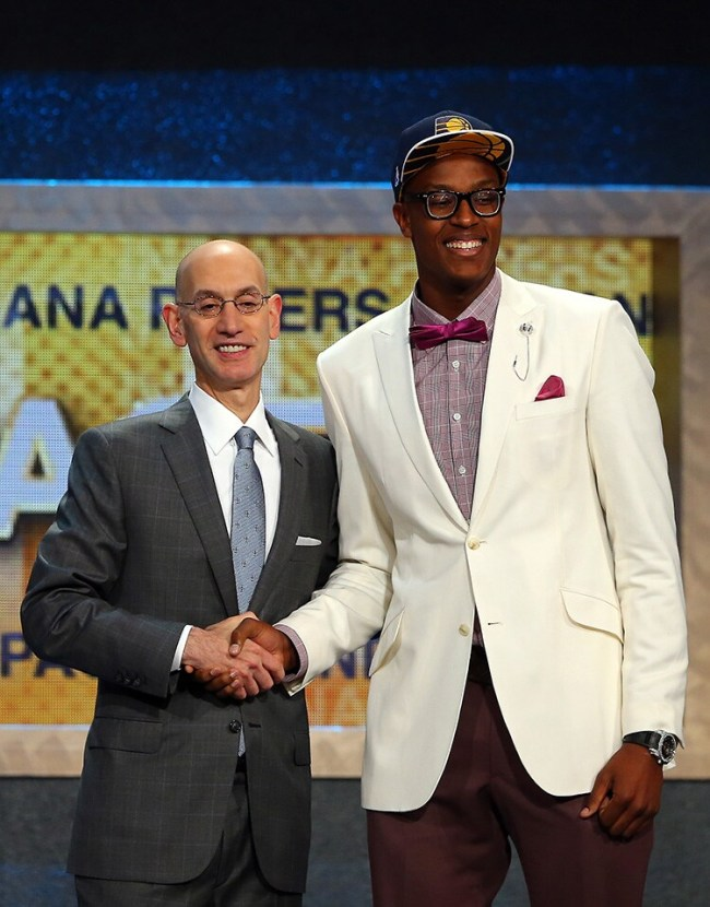 Myles Turner NBA Draft