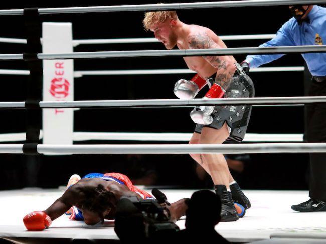 Nate Robinson Payday Jake Paul Fight