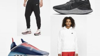 Shop Nike's Pre-Black Friday Sale and Get Up To 50% Off Sale Styles!