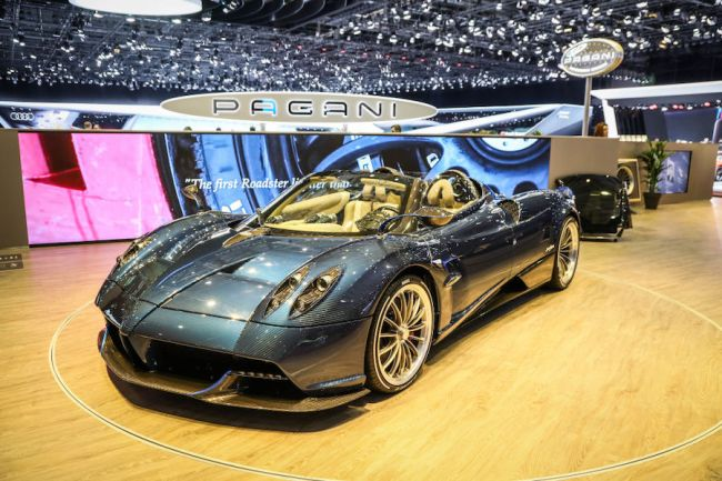 Teen YouTube Star Crashes Dad's $3.4M Pagani Huayra Roadster, Thanks God For Second Chance At Life