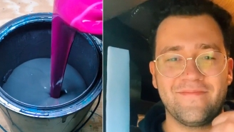 College Kid Working At Sherwin-Williams Gains 1.4M TikTok Fans Just By Mixing Paint Colors – Naturally, The Company Fires Him For It