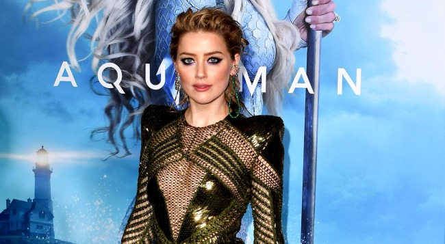 Petition Fire Amber Heard Aquaman 2 1M Signatures Filming Begins Next Year