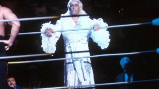 Ric Flair Biographer Explains How The Wrestler's Quick Thinking Kept Angry Fans And Soldiers From Rioting After A Match