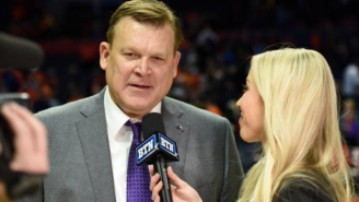Illinois Basketball Coach Brad Underwood Is Trying To Lose 50 Pounds Because His Daughter Roasted Him