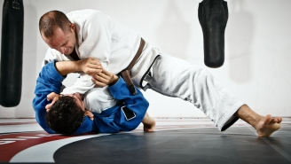 'Good Samaritan' Uses His Jiu Jitsu Training To Subdue A Kidnapper, Kinda