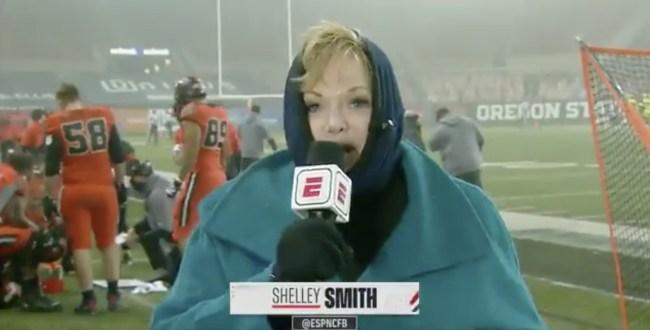 ESPN Shelley Smith