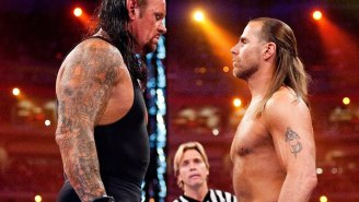 The Undertaker Discusses Long-Time Rumor About Waiting Backstage To Beat The Crap Out Of Shawn Michaels After WrestleMania