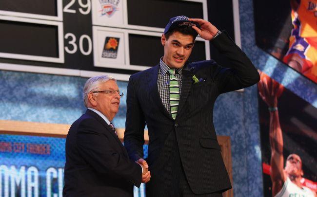 Steven Adams NBA Draft