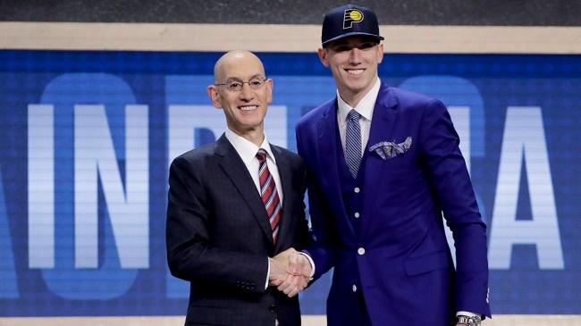 TJ Leaf NBA Draft