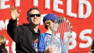 Theo Epstein Explains Why, At Age 46, And After Winning A World Series, He Quit The Cubs