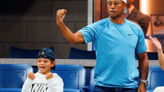 Tiger Woods Announced To Play In One Final Tournament This Year – He's Partnering With His 11-Year-Old Son