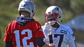Tom Brady's Stated Reason For Why Antonio Brown Is Living With Him Is Utter Nonsense