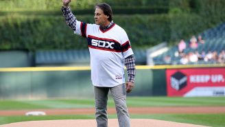 Tony La Russa Allegedly Tried To Get Out Latest DUI By Asking Cop 'Do You See My Ring?'