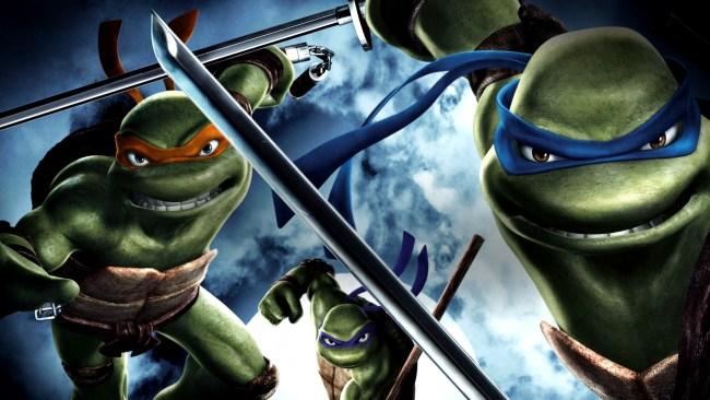Toronto Residents Awaiting Ninja Turtles Arrival From Green Sinkhole