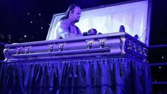 Former WWE Star JBL Shares Hilarious Story About The Undertaker Taking A Nap In A Coffin And What Happened When He Finally Woke Up