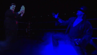The Undertaker's Final Farewell At WWE Survivor Series Included A Paul Bearer Hologram, Will Give Every Fan Chills