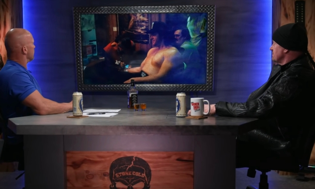 The Undertaker Tells Story Of Getting His First Tattoo And Naturally The Tale Involves The Hells Angels And The Ultimate Warrior