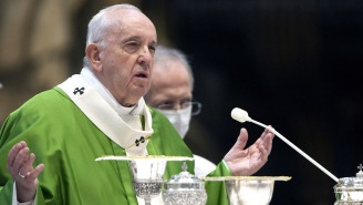 Vatican Launches Investigation Into Why The Pope's Instagram Liked A Model's Racy Pic