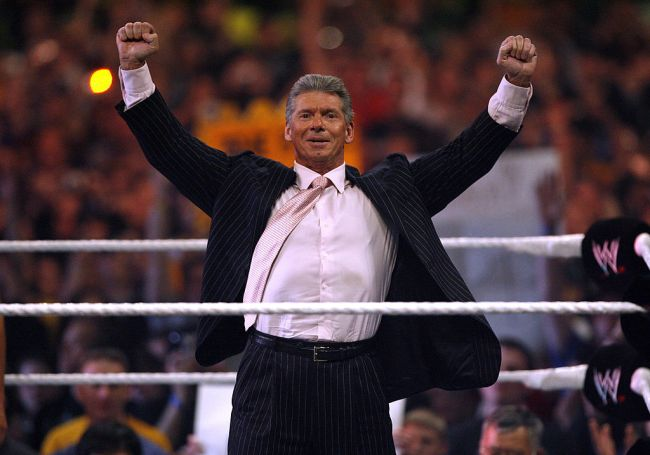 Vince McMahon Hospital Story